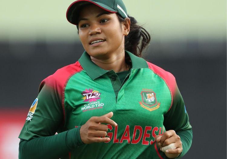 Sanjida Islam | Bangladesh women's cricket player profile | The Cricketer