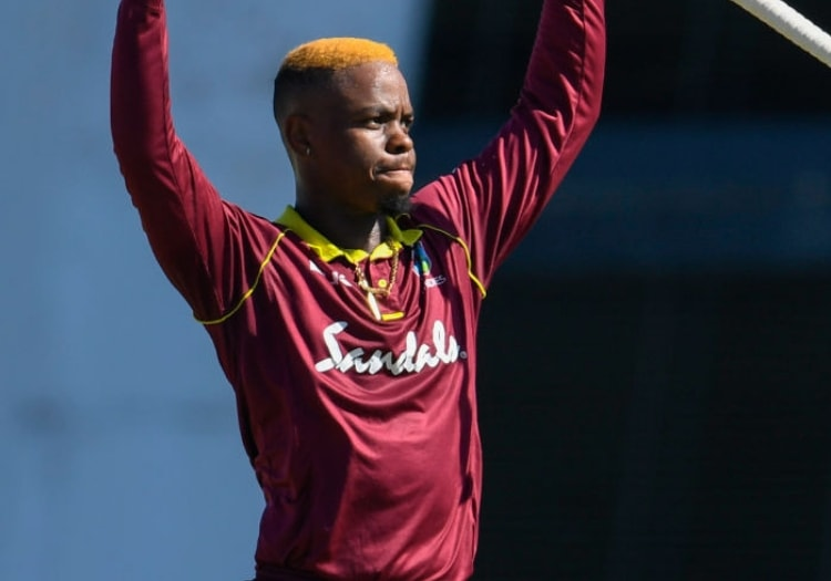 Shimron Hetmyer West Indies Cricket Player Profiles The