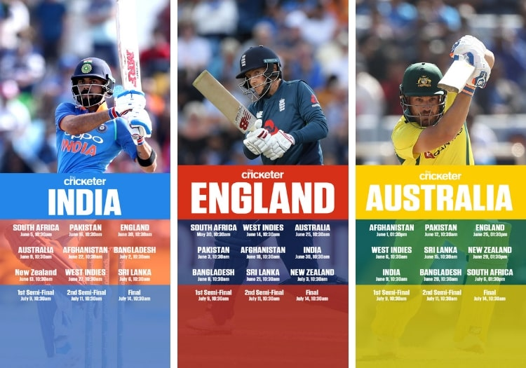 World Cup wallpapers | The Cricketer
