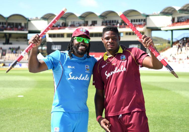 PLAYER RATINGS: Thomas and Gayle star as West Indies rout