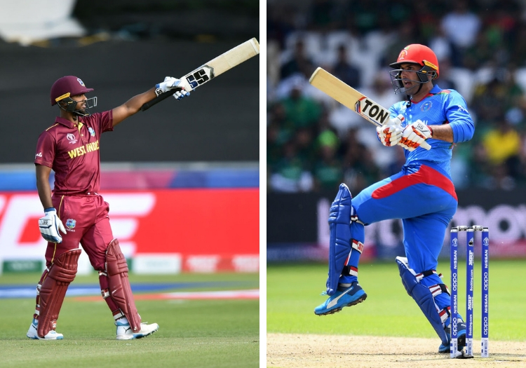 Afghanistan v West Indies, World Cup 2019: TV times