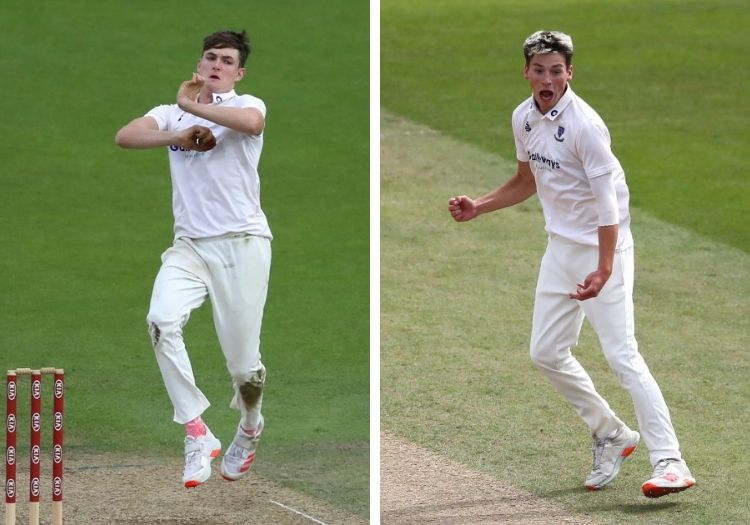 Sussex: Jack Carson and Henry Crocombe rewarded for 2020 ...