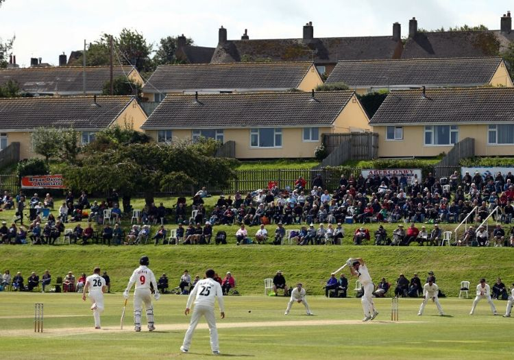 English counties allowed two overseas players per side from 2021