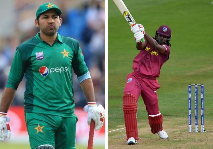 West Indies v Pakistan, World Cup 2019: TV times, streaming