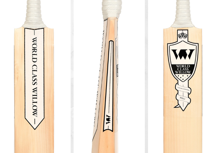 Win A Players Pro Bat From World Class Willow