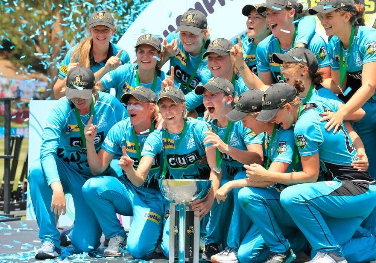 Women S Big Bash Champions Brisbane Heat Name Ashley Noffke As New Coach The Cricketer