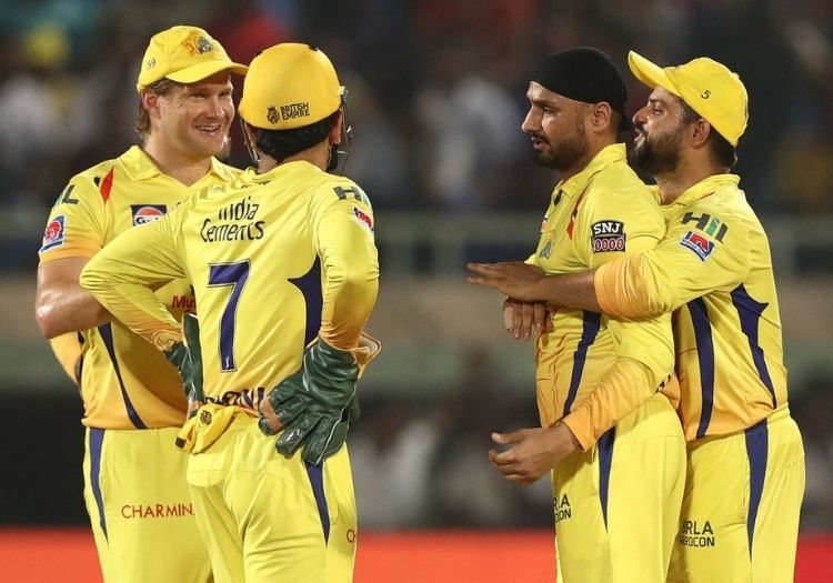 Chennai Super Kings Announce Retentions For IPL 2021