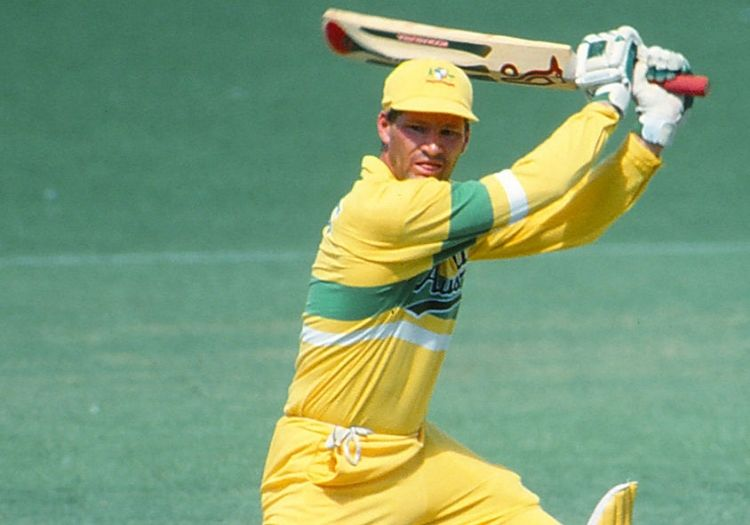Dean Jones Dies Aged 59 Everything The Australian Touched Turned To Gold The Cricketer