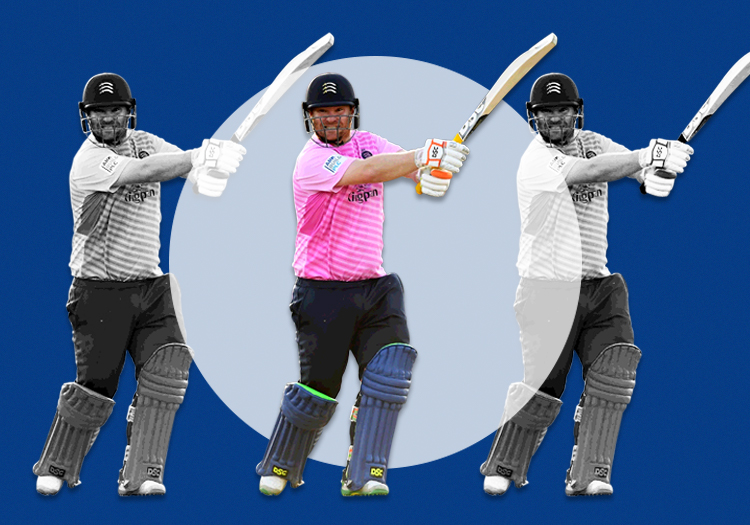 I just wait for a text: Paul Stirling embracing life as a gun-for-hire in the unforgiving franchise world - The Cricketer