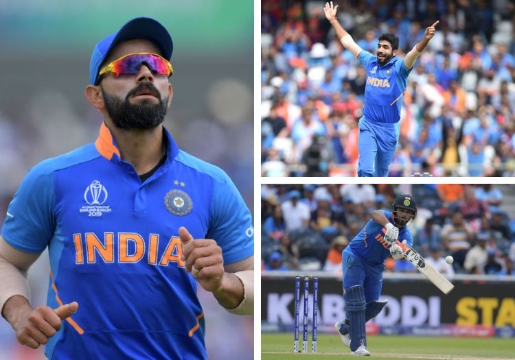Kohli Bumrah And Shaw What Will India Look Like Come The
