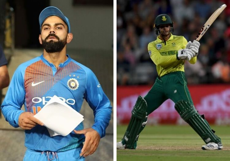 India V South Africa T20 Series Tv Channel Schedule Team