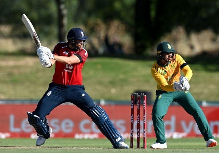 Dawid Malan helps England clinch series victory on ground ...