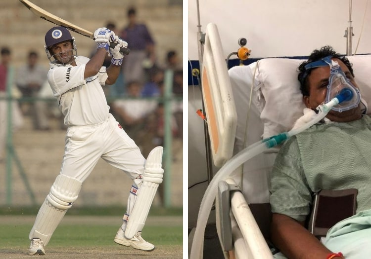 Jacob Martin, ex India cricket player, on life support in hospital