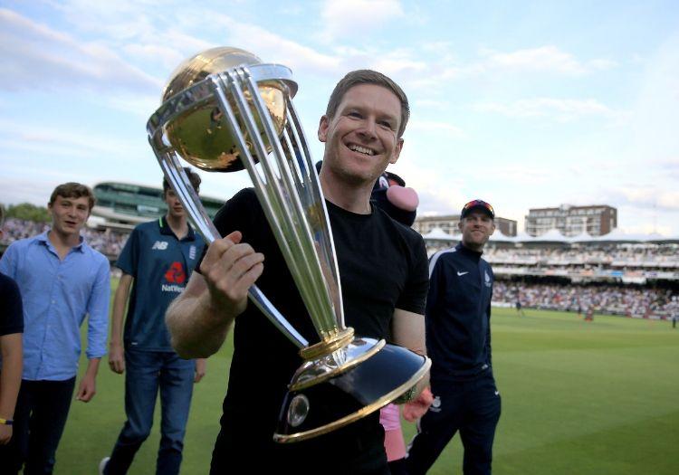 Eoin Morgan's shiny national treasure and AB de Villiers' bat sees ...