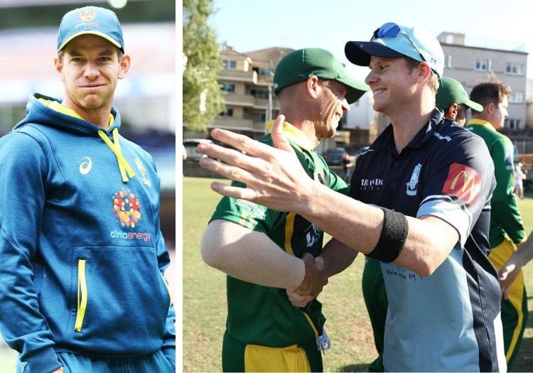 Steve Smith And David Warner Will Help Australia Walk Taller Says Tim Paine
