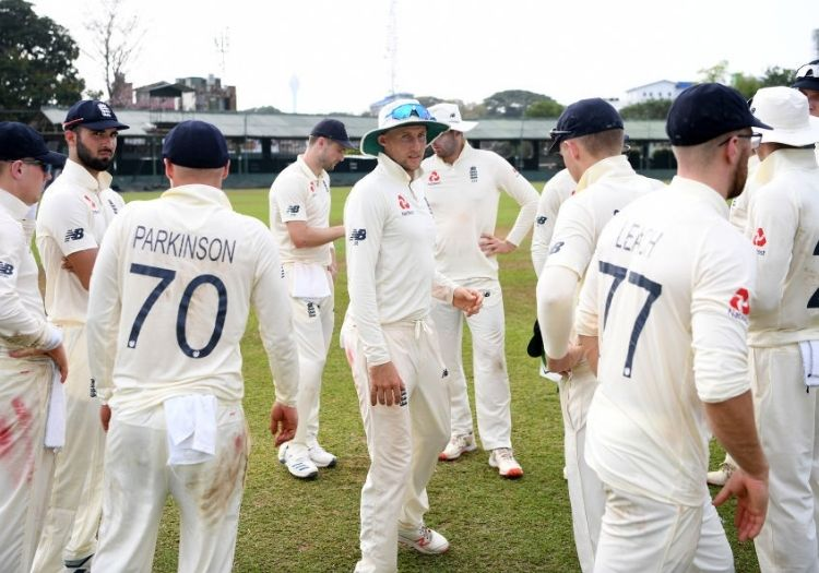 England to embark on Test tour of Sri Lanka in January