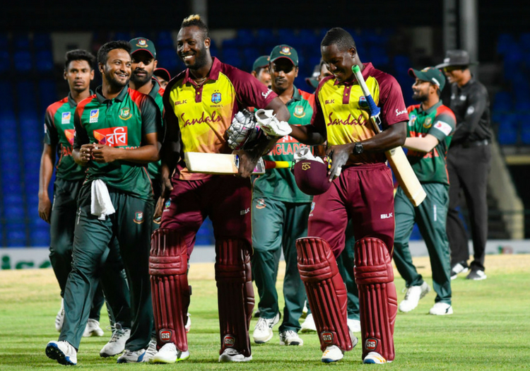 Andre Russell reaches No 1 in Player Performance Index standings