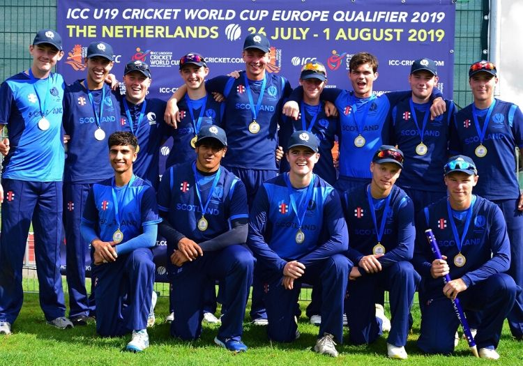 Under 19 Cricket World Cup 2020 Team Preview Scotland The Cricketer