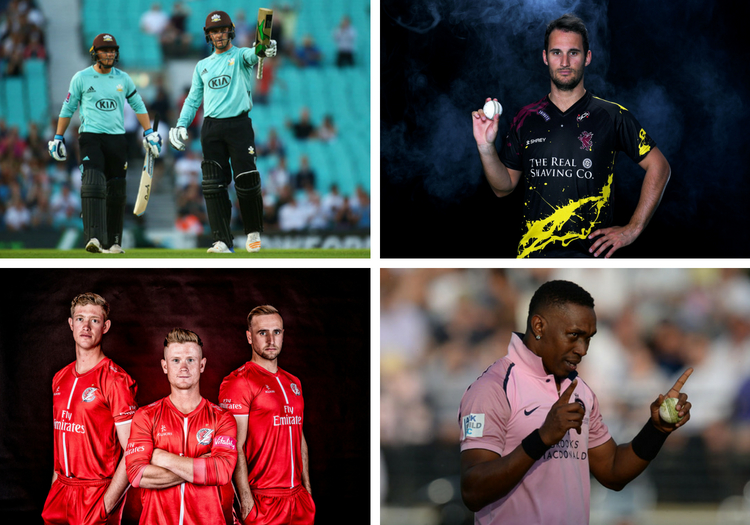 T20 Blast 2018 kits: Every county's shirt rated - The Cricketer