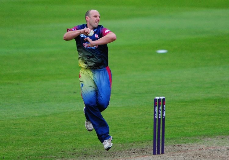 James Tredwell: It was a strength of mine that I was able to ...