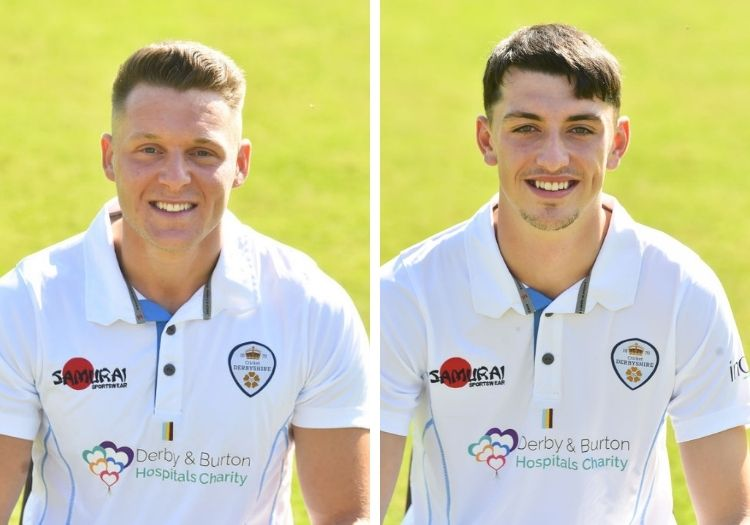 Derbyshire trio sign new contracts   The Cricketer