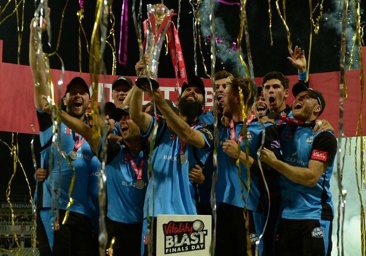 T20 Blast 2019: All you need to know | Fixtures, rules, TV times