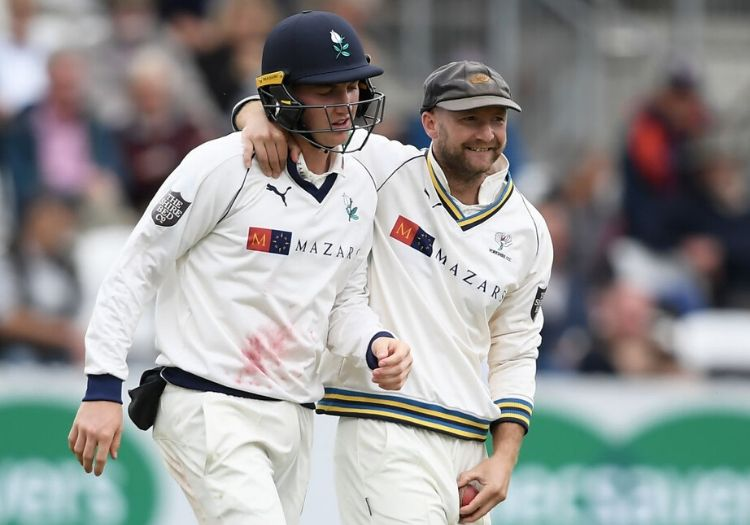Return date for county cricket